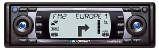 interfaccia blaupunkt aux