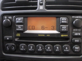 interfaccia toyota ipod