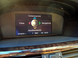 android auto car play bmw CIC  CCC